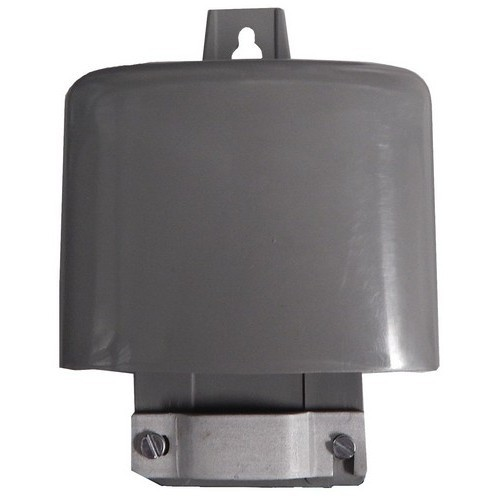 1//2 Thread Size 1//2 Thread Size Morris Product Morris 14307 Service Entrance Condulet Aluminum Threaded with Cover and Gasket