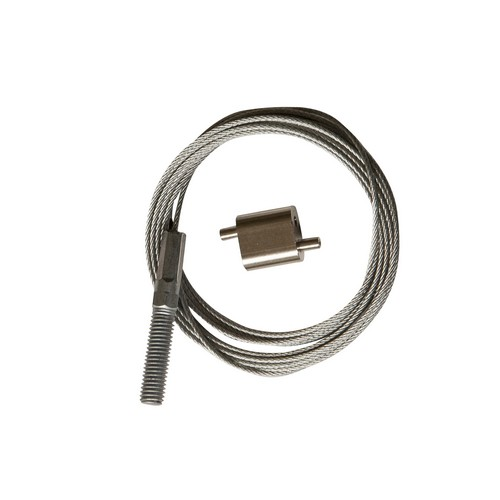 17204 Mini/Small Loop Cable Grip with Stud End Wire Rope 3/64