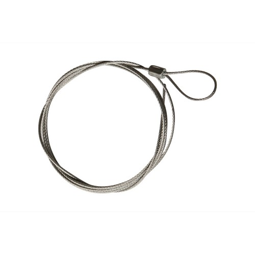 17212 Wire Rope Looped End 5/64