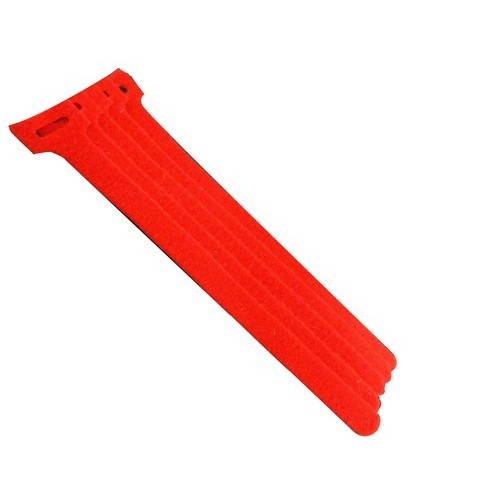 "8-1/4"" Red Self Stick Tie"