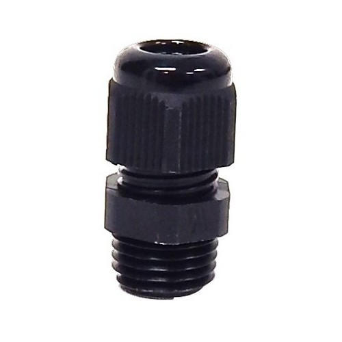 4 Holes NPT Thread Nylon 0.118-0.161 Cable Size Morris 22275 Multi Conductor Cable Gland 1 Thread Size
