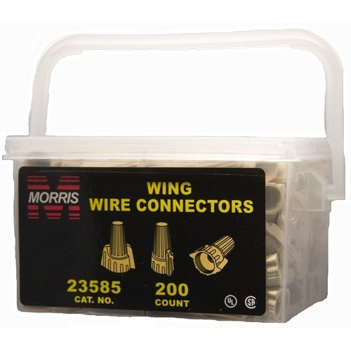 Twisted Wing Connectors Tan Handy Pack