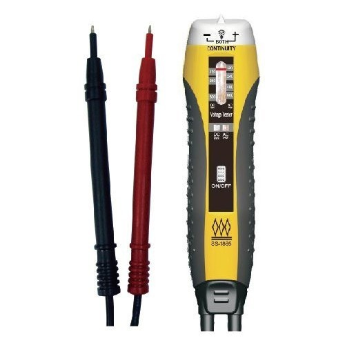 Heavy Duty Solenoid Voltage/Continuity Tester