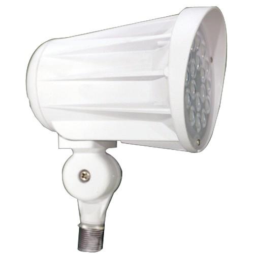 71682A LED Designer Bullet Flood 15W 65° 5000K 120-277V White