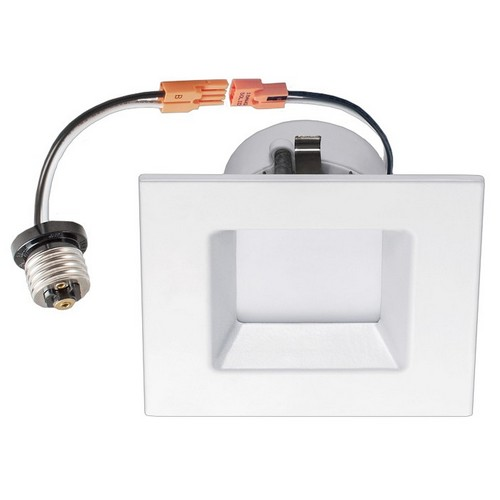 Industrial electrical supply morris products led square recessed lighting retrofit kit aloadofball Images