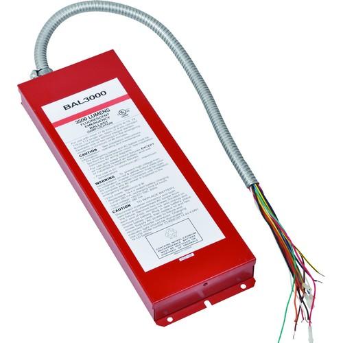 72905 Fluorescent Emergency Lighting Ballast 3000 Lumens T8-T12