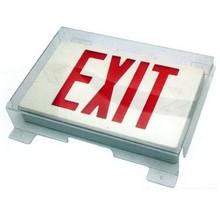 Polycarbonate Vandal Environmental Shield Guard Exit Lights
