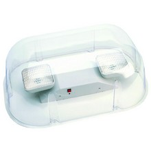 Vandal Proof Emergency Lights protection cover Polycarbonate Vandal Environmental Shield Guard Exit and Emergency Lights