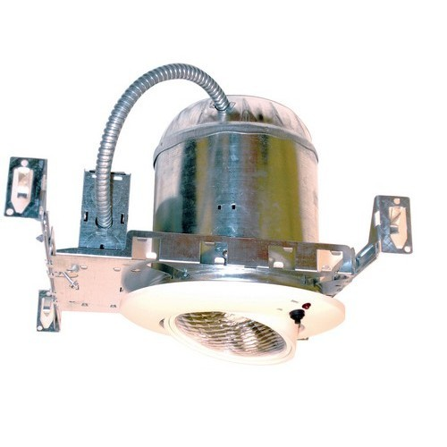 Recessed Emergency Downlight White