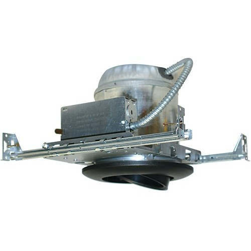 Recessed Emergency Downlight Black