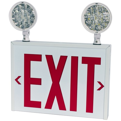 LED New York City Code Exit/Emergency Sign
