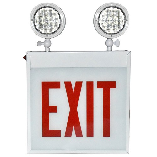 LED Chicago Code Exit/Emergency Sign