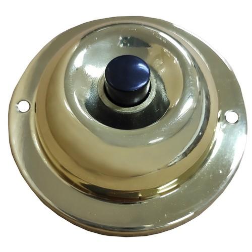 78236A Resi Round Pushbutton 1-3/4
