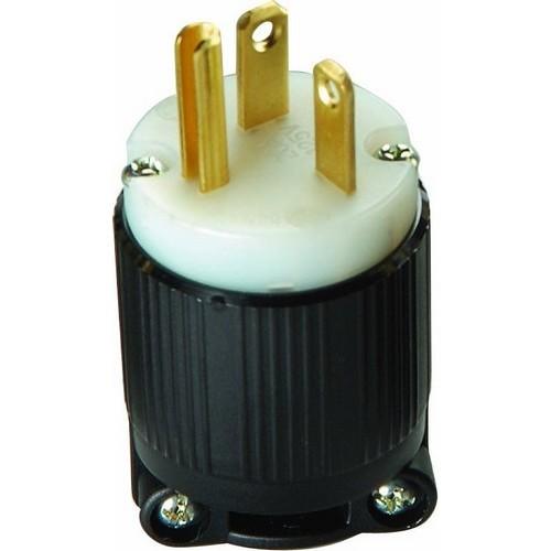 Straight Plugs 20A 125V