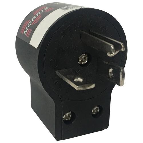 20A 125V Male Angle Plug