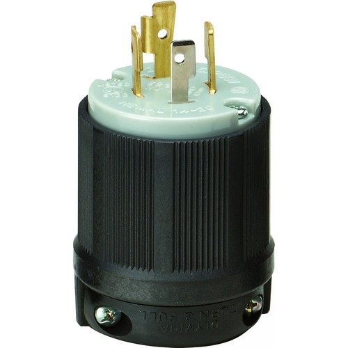 3 Pole 4 Wire Receptacle | Industrial Electrical Supply Morris Products